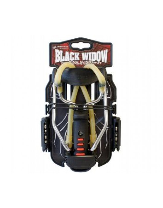 Black widow slingshot