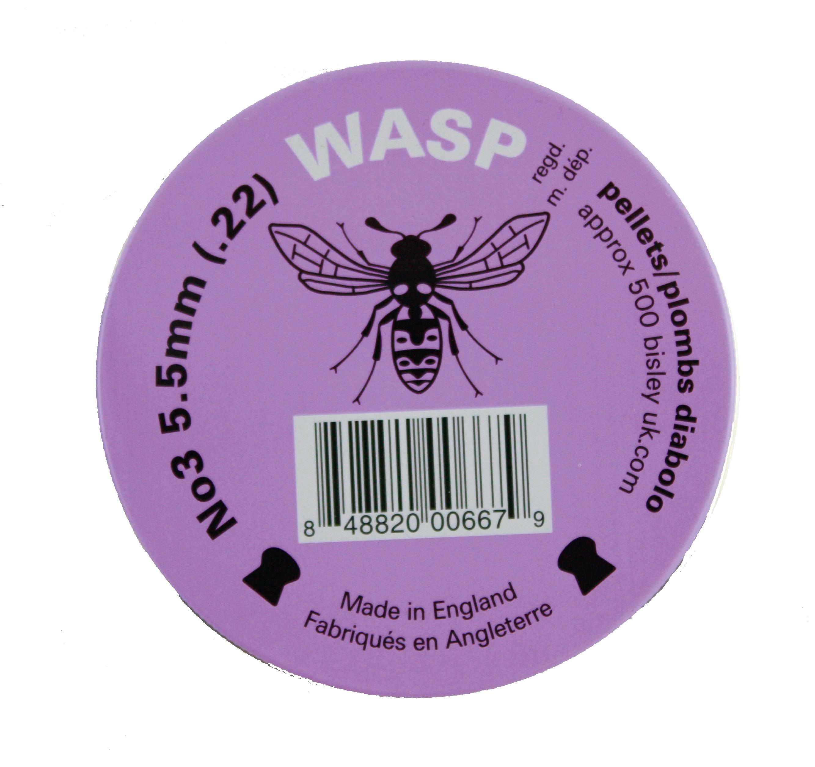 Pellets .22 Wasp (5.5)