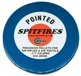 Pellets .177 Spitfires