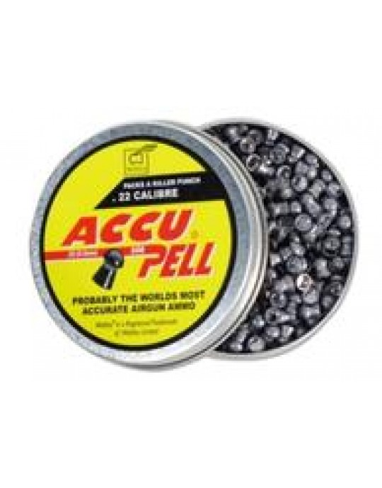Pellets .22 Accupell