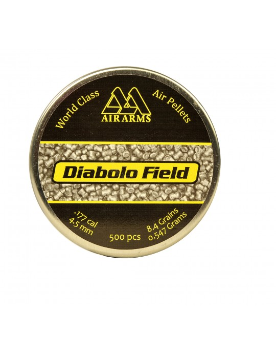 Pellets .22 Air Arms Diablo field