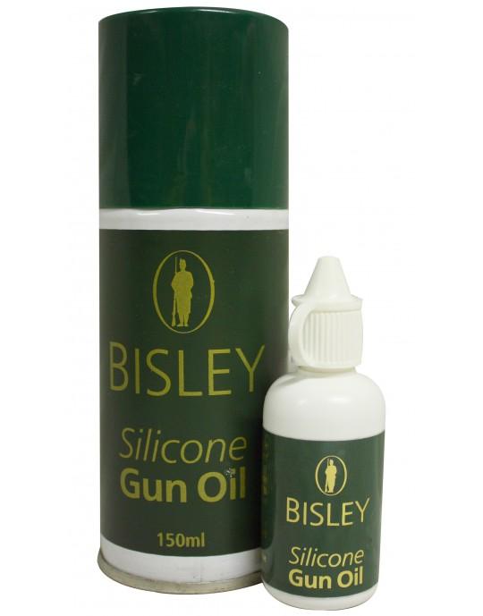 Silicone gun oil