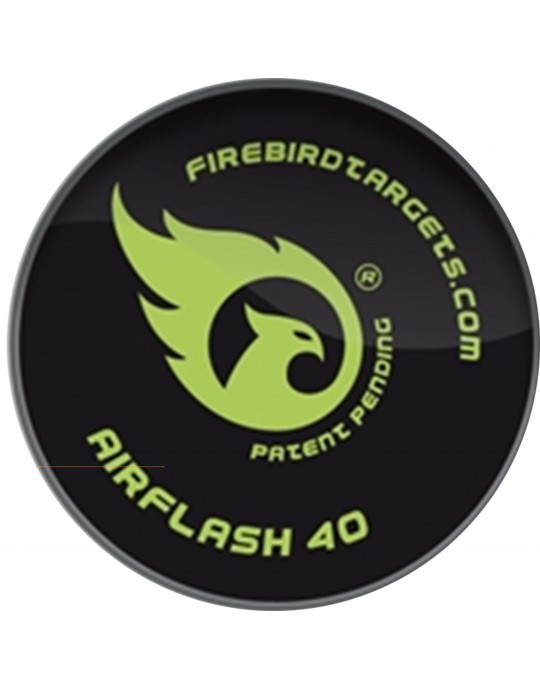 Firebird Air rifle targets (LOUD)