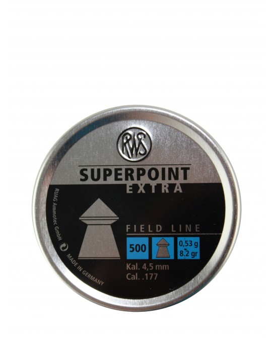 Pellets .177 RWS Super point
